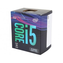 Intel Core i5-8400 Coffee Lake 6-Core 2.8 GHz (4.0 GHz Turbo) LGA 1151 (300 Series) 65W