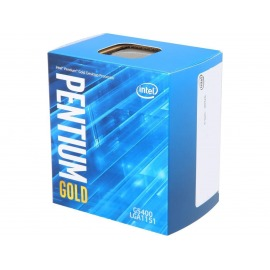 Procesador Intel Pentium Gold G5400 Coffee Lake Dual-Core 3.7 GHz LGA 1151 (300 Series) 58W