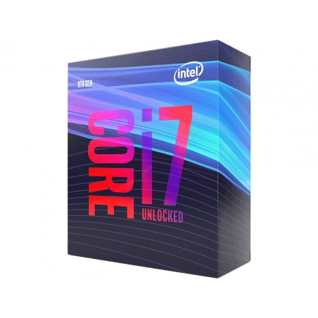Procesador Intel Core i7-9700K Coffee Lake 8-Core 3.6 GHz (4.9 GHz Turbo) LGA 1151 (300 Series) 95W
