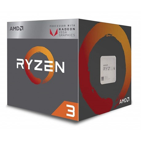 Procesador AMD Ryzen 3 3200G Am4 4-Core (4.0GHz)