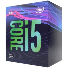 Procesador Intel Core i5-9400 S1151 6-Core (Turbo 4,10GHz)