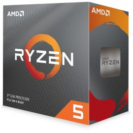 Procesador Amd Ryzen 5 3600x 6-Core 3.8GHz (Turbo 4.4GHz) Socket AM4 95W