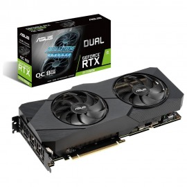 Tarjeta de Video Asus DUAL RTX2070 Super 8GB EVO GDDR6
