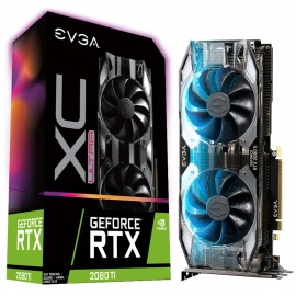 Tarjeta de Video EVGA RTX 2080 Ti XC ULTRA 11GB GDDR6