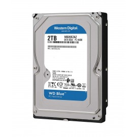"Disco HDD Western Digital Blue 2TB SATA3 3.5"" 5400 Rpm"