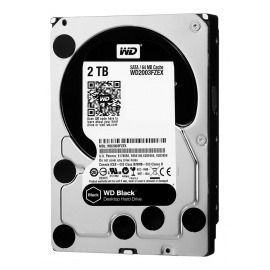 Disco HDD Western Digital Black 2TB Sata3 3.5""