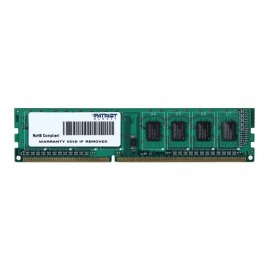 Memoria Patriot DDR3 4GB 1600mhz