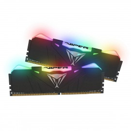 Memoria Patriot Viper RGB DDR4 KIT 16GB(2x8GB) 3600Mhz