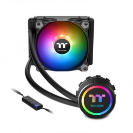Disipador de agua Thermaltake Water 3.0 120 RGB AMD/Intel
