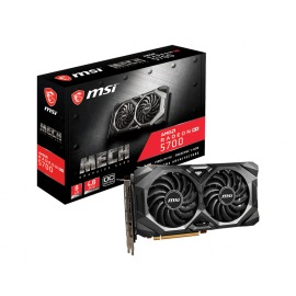 Tarjeta de Video MSI AMD Radeon RX 5700 MECH OC 8GB GDDR6
