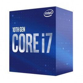 Procesador Intel Core i7-10700 Comet Lake 8-Core 2.9 GHz LGA 1200 65W Intel UHD Graphics 630