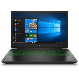 "Notebook Gamer HP 15-DK0056wm Core i5 4.1GHz, 8GB, 256GB SSD, 15.6"" FHD, GTX 1650 4GB"