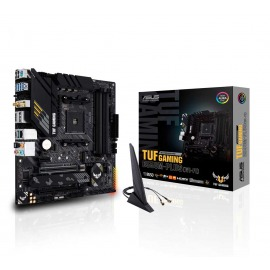 Motherboard ASUS TUF GAMING B550M-PLUS (WiFi 6) AMD AM4 (3rd Gen Ryzen) microATX