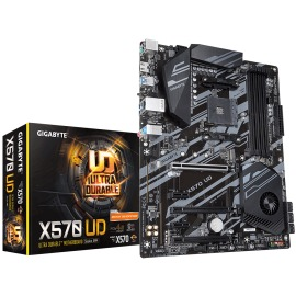 Motherboard Gigabyte X570 UD AMD AM4 4 x DDR4 max. 128GB HDMI