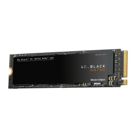 Disco SSD Western Digital Black SN750 NVMe 500GB M.2
