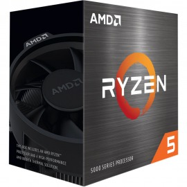 Procesador Amd Ryzen 5 5600x Am4 Box