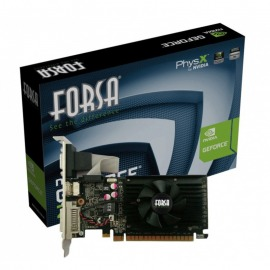 arjeta Forsa Geforce GT610 2GB DDR3 - VGA - DVI - HDMI