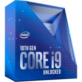 Procesador Intel Core i9 10900k S1200 Core-10 (Turbo  5.30 GHz) S/fan BOX