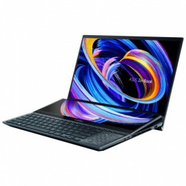 """Notebook Asus Zenbook Duo Core i7 4.7Ghz, 16GB, MX450 2GB, 1TB SSD, 14''+12.7"""" FHD Touch"""